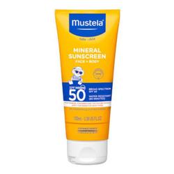 Mustela SPF 50 Mineral Sunscreen Lotion, 100ml/3.4 fl oz