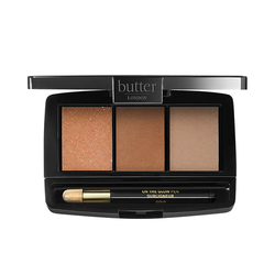 butter LONDON Bronzer Clutch Palette - True To Form, 1 piece