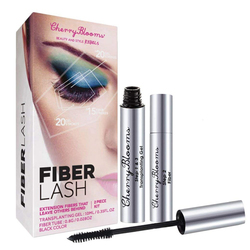 Brush-On Fiber Eyelash Extension Kit