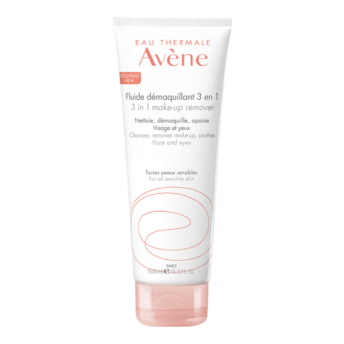 Avene 3-in-1 Make-Up Remover, 100ml/3.4 fl oz