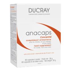 Ducray Anacaps, 60 capsules