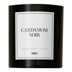 MIFA and Co CARDAMOM NOIR Candle, 1 piece