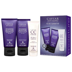Alterna CAVIAR MOISTURE Replenishing Moisture Try me Kit, 1 set