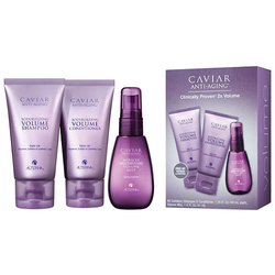 Alterna CAVIAR VOLUME Try Me Kit, 1 set