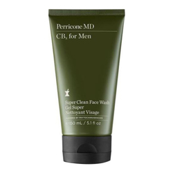CBx For Men Super Clean Face Wash