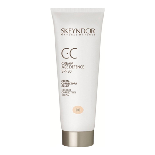 Skeyndor CC Cream Age Defense SPF30 - Very Light Skin, 40ml/1.4 fl oz
