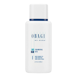 Obagi Nu-Derm Foaming Gel, 200mL/6.7 fl oz