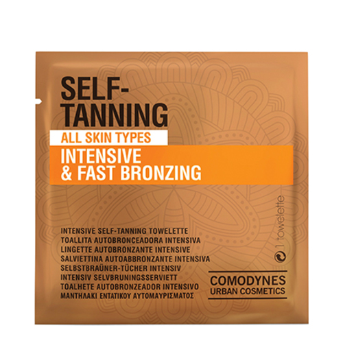 COMODYNES Self-Tanning Intensive and Fast Bronzing, 1 sheet