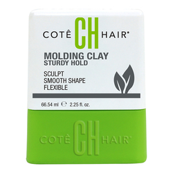 Cote Hair Molding Clay Sturdy Hold, 66.5ml/2.25 fl oz