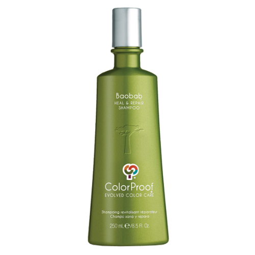 ColorProof Baobab Heal and Repair Shampoo, 250ml/8.5 fl oz
