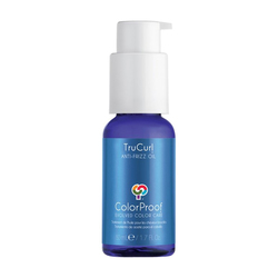 TruCurl Anti-Frizz Oil