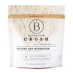 Bathorium CRUSH Ancient Oat Hydration, 120g/4.2 oz