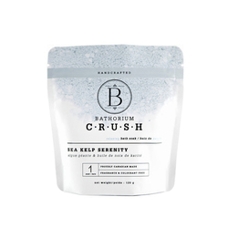 Bathorium CRUSH Sea Kelp Serenity, 120g/4.2 oz