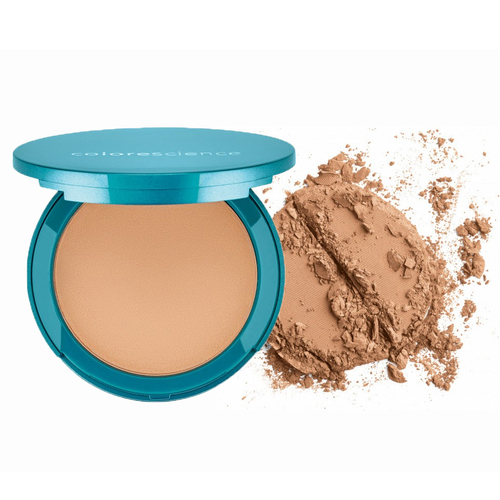 Colorescience Natural Finish Pressed Foundation SPF 20 - Medium Sand (All Even), 12g/0.42 oz