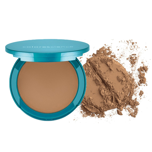 Colorescience Natural Finish Pressed Foundation SPF 20 - Tan Natural (Taste of Honey or Not Too Deep, 12g/0.42 oz