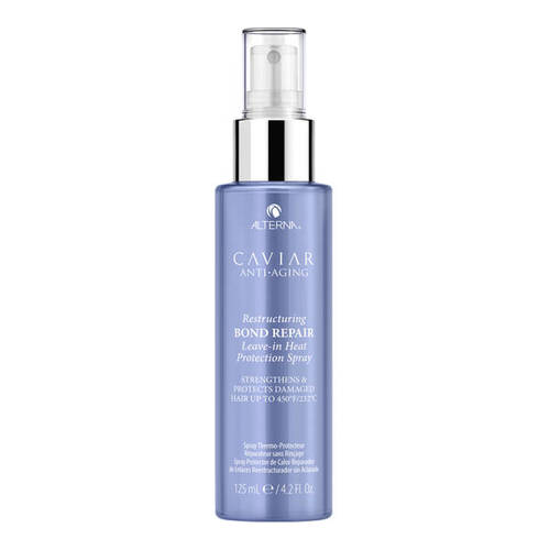 Alterna Caviar Anti-Aging Restructuring Bond Repair Leave-In Heat Protection Spray, 125ml/4.2 fl oz