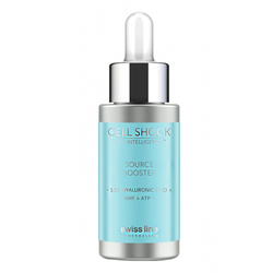 Cell Shock- Source Booster - 1.5 % Hyaluronic Acid + NMF + ATP