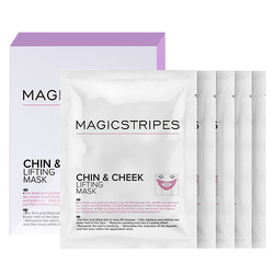 Chin and Cheek Lifting Mask - 5 Masks