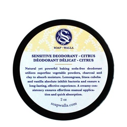 Citrus Sentitive Deodorant Cream