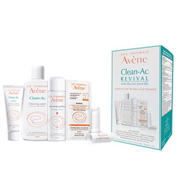 Avene Clean-Ac Revival Kit, 1 set