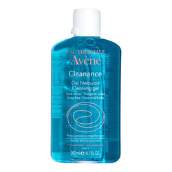 Avene Cleanance Gel Cleanser, 100ml/3.4 fl oz