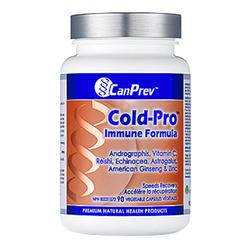 CanPrev Cold-Pro Immune Formula, 90 capsules