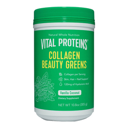 Vital Proteins Collagen Beauty Greens, 305g/10.8 oz