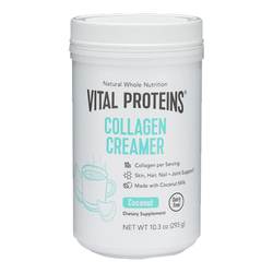 Vital Proteins Collagen Creamer - Coconut, 293g/10.3 oz