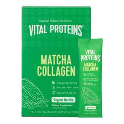 Collagen Peptides Matcha Stick Pack