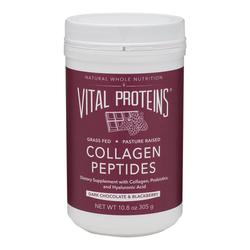Vital Proteins Collagen Peptides (Dark Chocolate Blackberry), 305g/10.8 oz