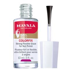 Mavala Colorfix Top Coat, 10ml/0.3 fl oz