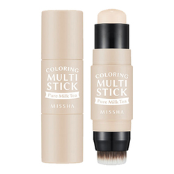 MISSHA Coloring Multi Stick - BE01 | Pure Milk Tea, 7.1g/0.3 oz