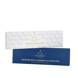 Aromatherapy Associates Complete Wellbeing Collection Mini Bath and  Mini Face, 1 set