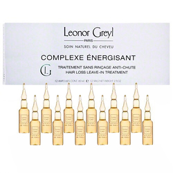 Leonor Greyl Complexe Energisant Treatment for Hair Loss, 12 Vials