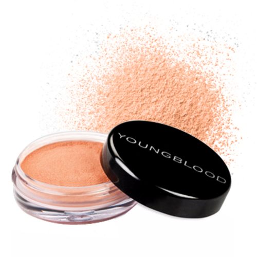Youngblood Crushed Mineral Blush - Coral Reef, 3g/0.1 oz
