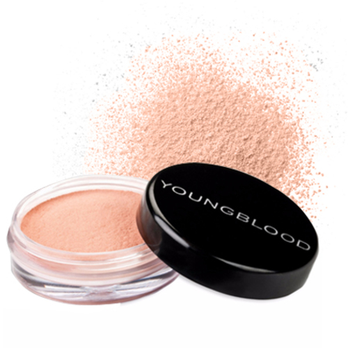 Youngblood Crushed Mineral Blush - Dusty Pink, 3g/0.10 oz