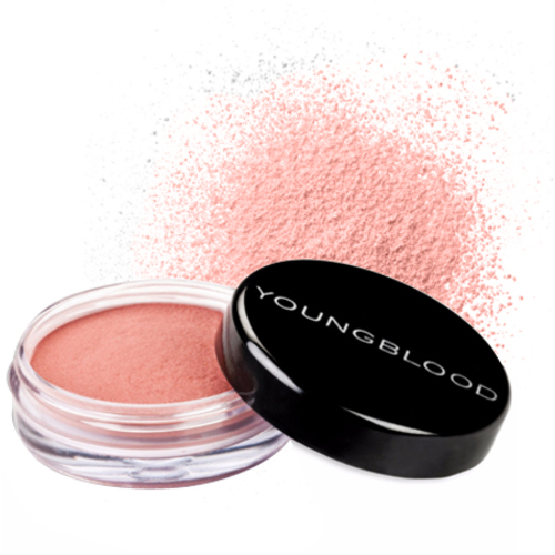Youngblood Crushed Mineral Blush - Plumberry, 3g/0.10 oz