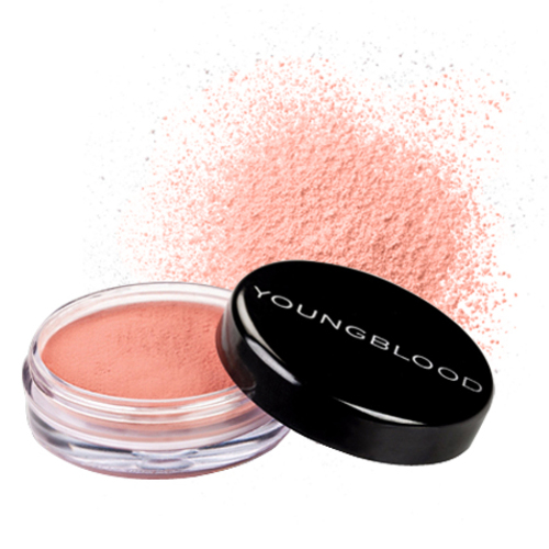 Youngblood Crushed Mineral Blush - Rouge, 3g/0.1 oz