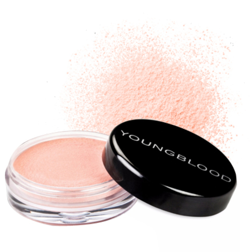 Youngblood Crushed Mineral Blush - Sherbet, 3g/0.1 oz