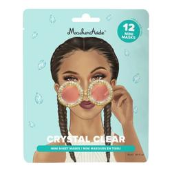 Crystal Clear Mini Sheet Masks