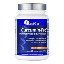 CanPrev Curcumin-Pro, 60 capsules