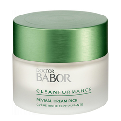 Babor DOCTOR BABOR CLEANFORMANCE Revival Cream Rich, 50ml/1.7 fl oz