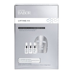 DOCTOR BABOR LIFTING RX Customized Silver Foil Mask