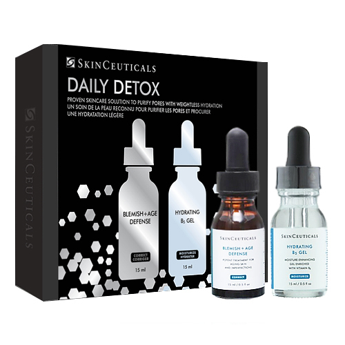 SkinCeuticals Daily Detox Holiday Kit, 1 set