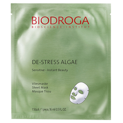 De-Stress Algae Sheet Mask