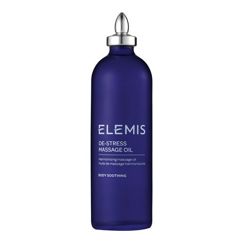 Elemis De-Stress Massage Oil, 100ml/3.5 fl oz
