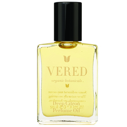 Deep Citron Perfume Oil