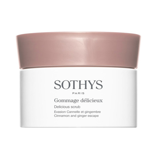 Sothys Delicious Scrub Cinnamon and Ginger, 200ml/6.8 fl oz