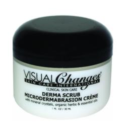 Derma Scrub Microdermabrasion Cream