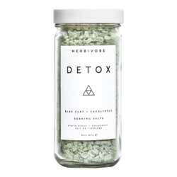 Detox Blue Clay + Eucalyptus Soaking Salt
